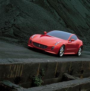 Foto 005 Ferrari Gg50 Cupe 2005