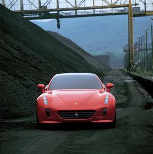 Foto 009 Ferrari Gg50 Cupe 2005