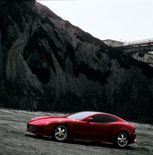 Foto 012 Ferrari Gg50 Cupe 2005
