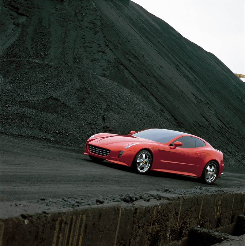 Foto 001 Ferrari Gg50 Cupe 2005