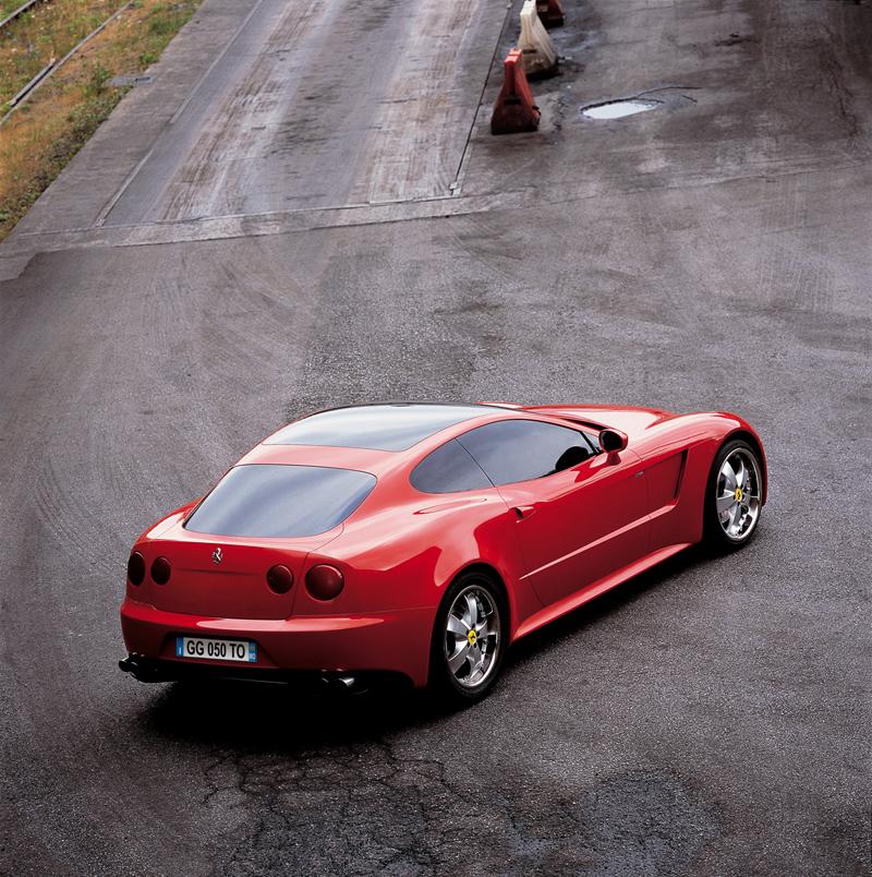 Foto 003 Ferrari Gg50 Cupe 2005