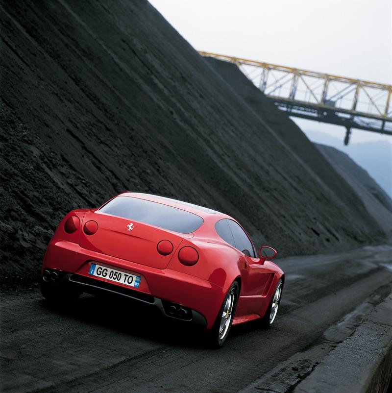 Foto 006 Ferrari Gg50 Cupe 2005