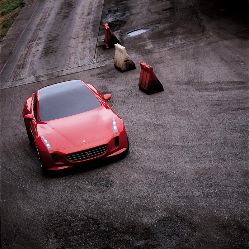 Foto 007 Ferrari Gg50 Cupe 2005