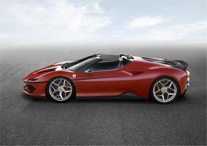 Foto Exteriores Ferrari J50 Descapotable 2016
