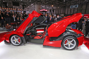 Foto Exteriores 4 Ferrari Laferrari Cupe 2013