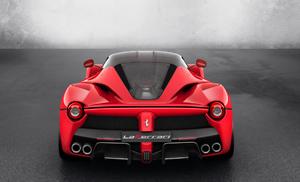 Foto Exteriores 5 Ferrari Laferrari Cupe 2013