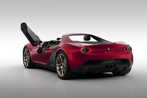 Foto Exteriores (1) Ferrari Sergio Cupe 2013