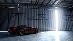 Foto Exteriores (36) Ferrari Sergio Cupe 2013