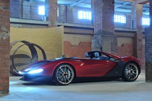 Foto Exteriores (37) Ferrari Sergio Cupe 2013