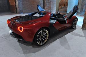 Foto Exteriores (38) Ferrari Sergio Cupe 2013