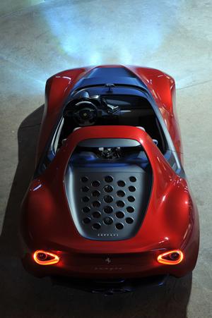 Foto Exteriores (40) Ferrari Sergio Cupe 2013
