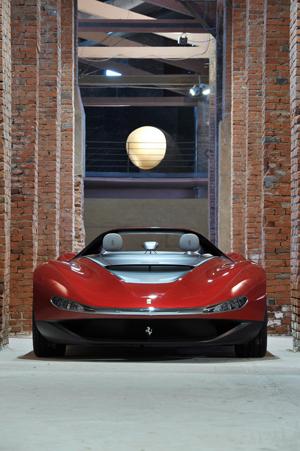 Foto Exteriores (43) Ferrari Sergio Cupe 2013