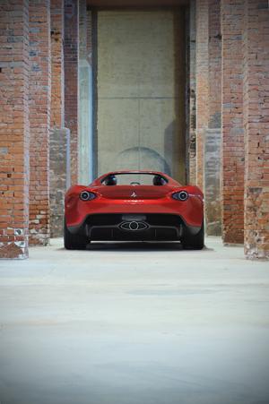 Foto Exteriores (44) Ferrari Sergio Cupe 2013