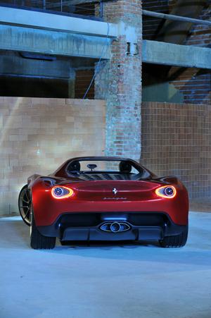 Foto Exteriores (50) Ferrari Sergio Cupe 2013