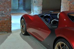 Foto Exteriores (52) Ferrari Sergio Cupe 2013