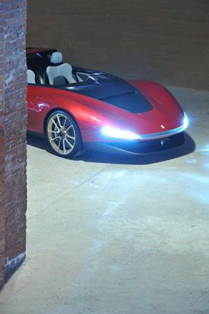 Foto Exteriores (54) Ferrari Sergio Cupe 2013