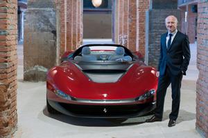 Foto Exteriores (59) Ferrari Sergio Cupe 2013