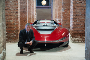 Foto Exteriores (60) Ferrari Sergio Cupe 2013