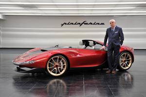 Foto Exteriores (61) Ferrari Sergio Cupe 2013