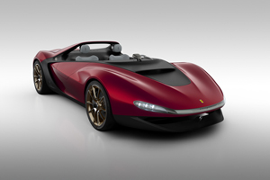 Foto Exteriores (64) Ferrari Sergio Cupe 2013