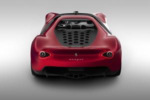 Foto Exteriores (65) Ferrari Sergio Cupe 2013