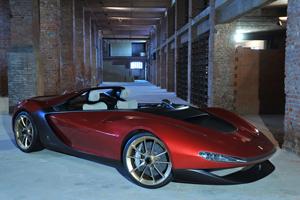 Foto Perfil Ferrari Sergio Cupe 2013