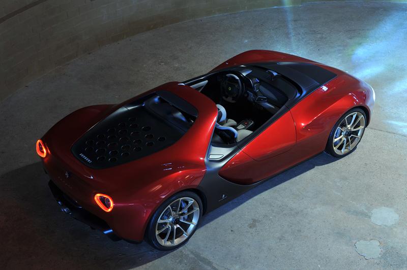 Foto Exteriores (39) Ferrari Sergio Cupe 2013
