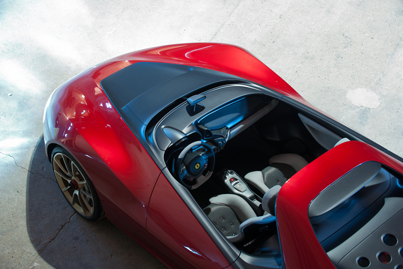 Foto Exteriores Ferrari Sergio Cupe 2013
