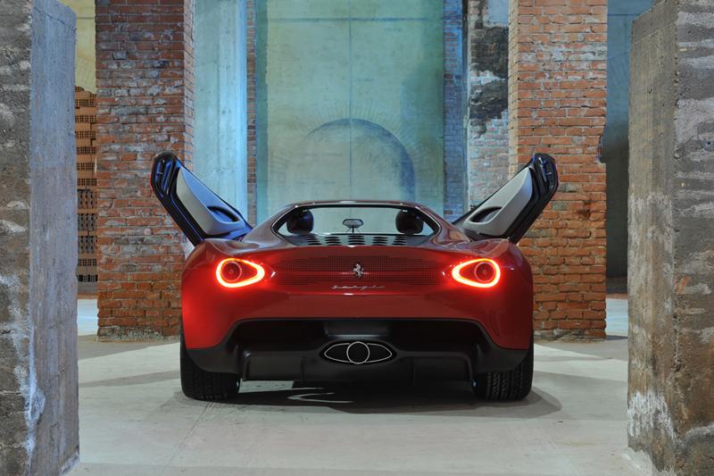 Ferrari Sergio Pininfarina 2013