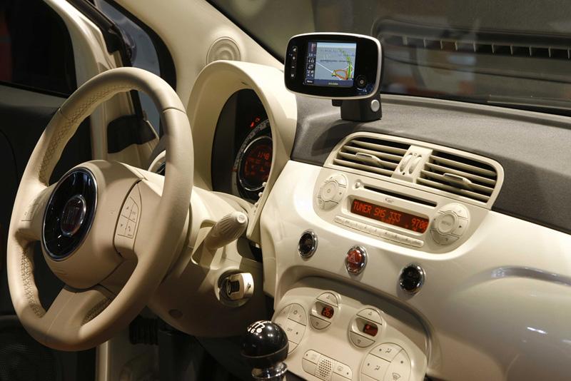 Foto Interiores Fiat 500 Dos Volumenes 2007