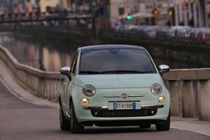 Foto Exteriores (4) Fiat 500 Dos Volumenes 2014