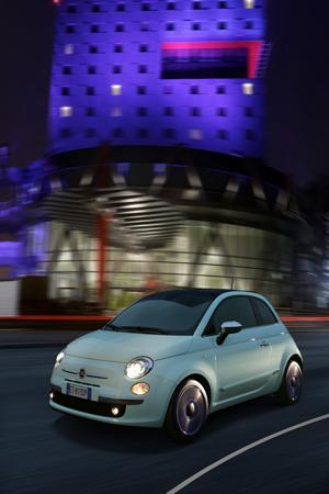 Foto Exteriores (5) Fiat 500 Dos Volumenes 2014