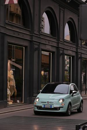 Foto Exteriores (9) Fiat 500 Dos Volumenes 2014