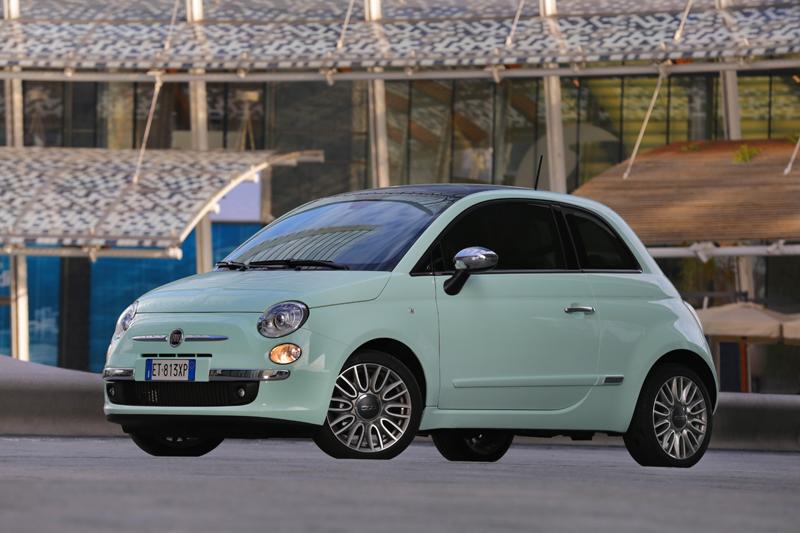 Foto Exteriores Fiat 500 Dos Volumenes 2014