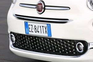 Foto Detalles 2 Fiat 500 Dos Volumenes 2016
