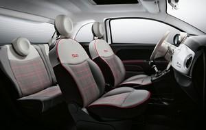 Foto Interiores Fiat 500 Dos Volumenes 2016