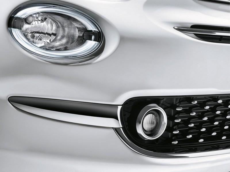 Foto Detalles 1 Fiat 500 Dos Volumenes 2016