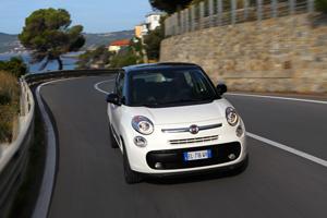 Foto Exteriores (1) Fiat 500l Monovolumen 2012