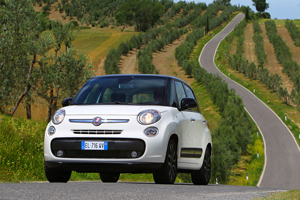 Foto Exteriores (17) Fiat 500l Monovolumen 2012