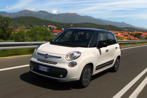 Foto Exteriores (3) Fiat 500l Monovolumen 2012