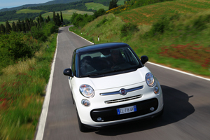 Foto Exteriores (5) Fiat 500l Monovolumen 2012