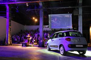 Foto Exteriores (6) Fiat 500l Monovolumen 2012