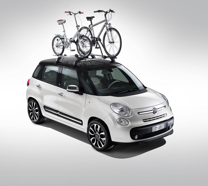 Nuevo Fiat 500L 2012