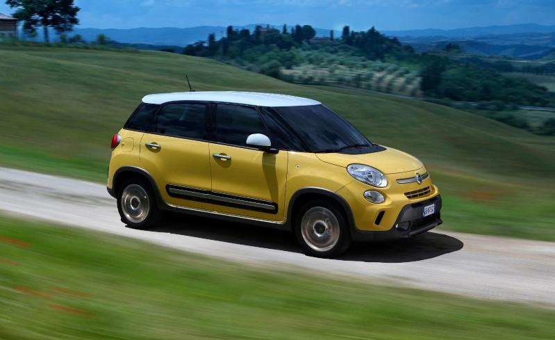 Foto 500l Trekking Fiat 500l Movolumencompacto