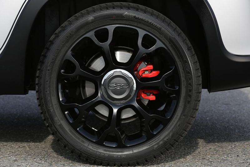 Foto Detalles Fiat 500l Beats Monovolumen 2014