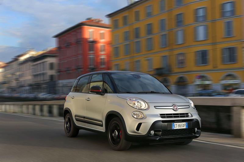 Foto Exteriores Fiat 500l Beats Monovolumen 2014