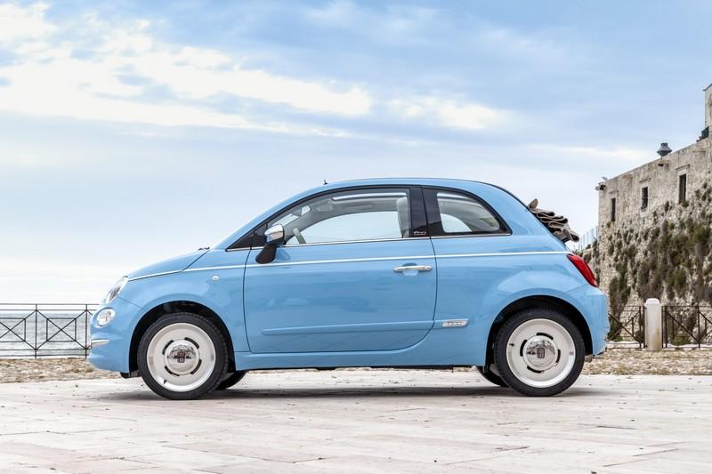 Foto Exteriores 2 Fiat 500c-spiaggina Descapotable 2018