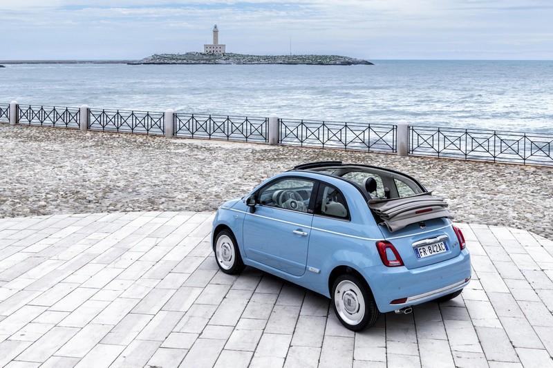 Foto Exteriores 3 Fiat 500c-spiaggina Descapotable 2018