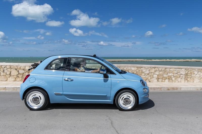 Foto Exteriores Fiat 500c-spiaggina Descapotable 2018
