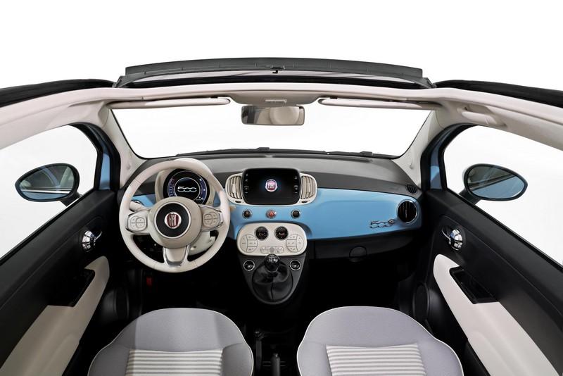Foto Salpicadero Fiat 500c-spiaggina Descapotable 2018